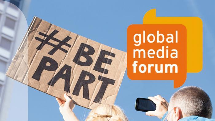 Mehr als 40 Workshops bietet die Medienkonferenz der DW.