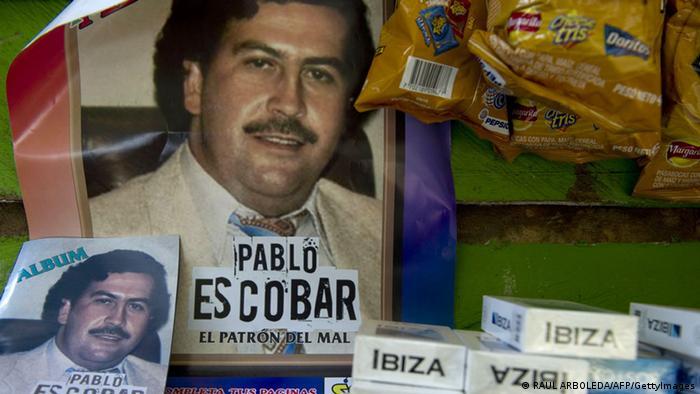 Verehrung von in Medellin (RAUL ARBOLEDA/AFP/GettyImages)