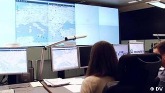Frontex headquarters in Warsaw