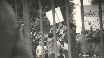Proteste Studenten Iran 1970