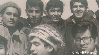 سال 1349 قله کلون بسته شمال تهران نفرات ایستاده: وسط؛ مهدی فتاپور، سمت راست؛ احمدرضا شعاعی نائینی، سمت چپ؛ انوشیروان لطفی که هردو بعد از انقلاب اعدام شدند