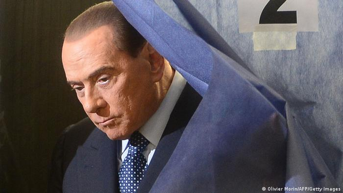 Silvio Berlusconi (Foto: Olivier Morin/AFP/Getty Images)
