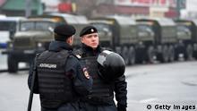 Symbolbild Russland Polizei