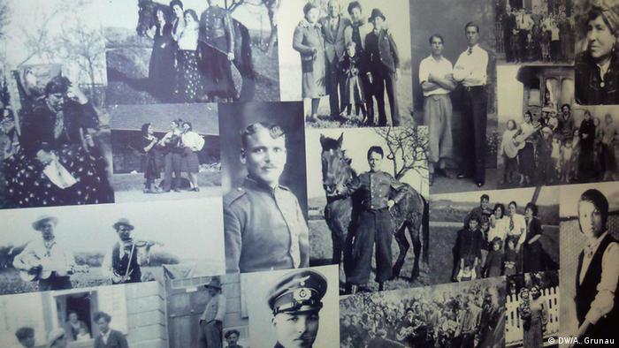 Ausstellung Sinti-Familie Spindler Herbolzheim VERSION 1 (DW/A. Grunau)