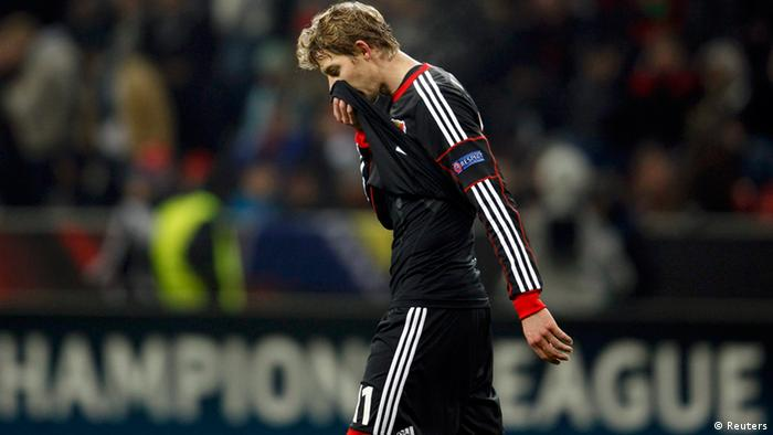 Leverkusen miss their big chance - in more ways than one