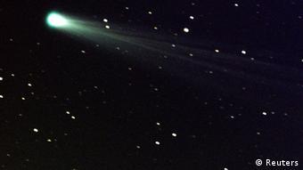 Φωτογραφία του κομήτη ISON από τηλεσκόπιο της NASA