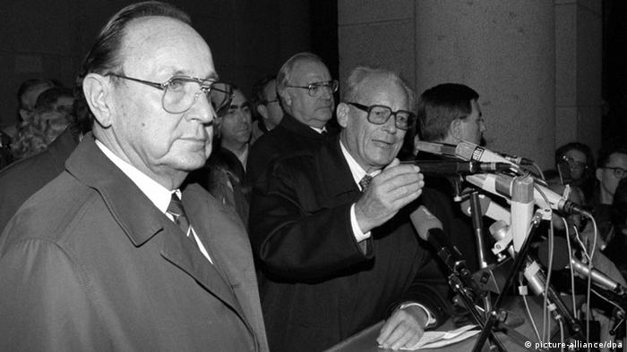 100 Jahre Willy Brandt Maueröffnung 1989