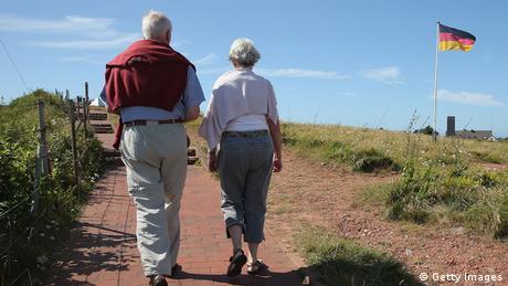 Німці недооцінюють середню тривалість свого життя