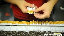 Philip Morris Produktion in Tschechien Archiv 2012