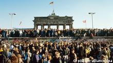 Grenzöffnung Berliner Mauer 1989