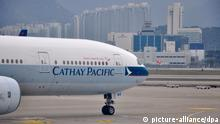 Bildergalerie Airlines Logo Cathay Pacific Airways
