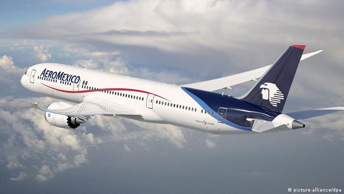 Bildergalerie Airlines Logo AeroMexico