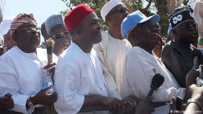 Wahl Nigeria Proteste