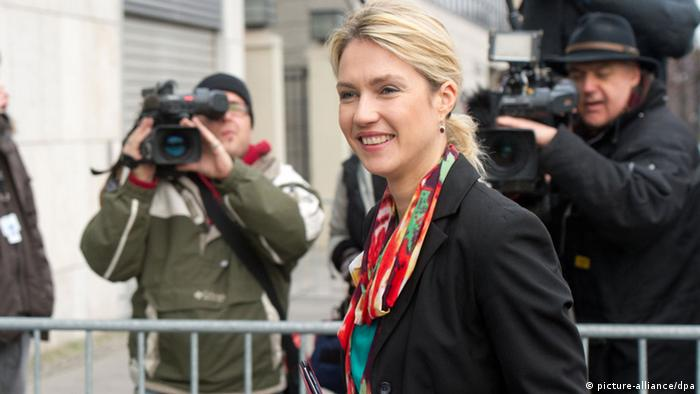 Manuela Schwesig (Foto: picture-alliance/dpa)