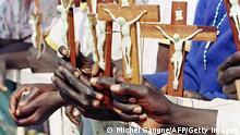Symbolbild Katholische Kirche in Afrika