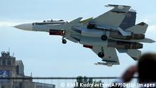 Russland Kampfjet SU-30
