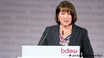 Hildegard Müller, Chairwoman of BDEW (Photo: Michael Kappeler/dpa