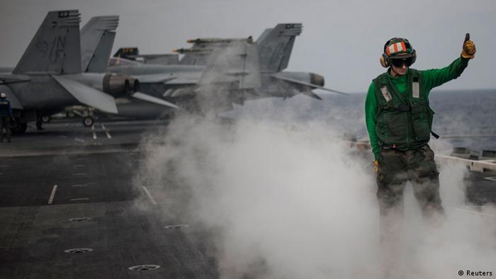 China Identifikationszone zur Luftverteitigung Adiz US Navy