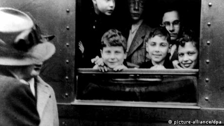 Dokumentarfilm Kindertransport von Mark J. Harris (picture-alliance/dpa)