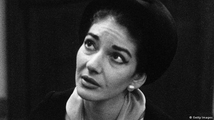 Maria Callas Opernsängerin (Getty Images)