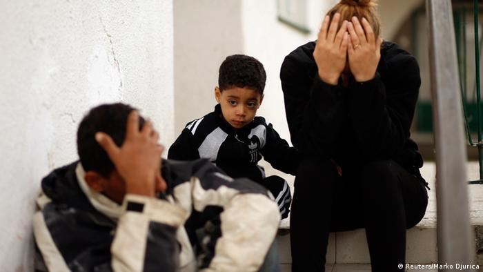 Asylsuchende in Serbien / REUTERS/Marko Djurica (SERBIA - Tags: SOCIETY IMMIGRATION)