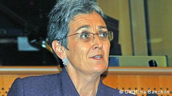 Ulrike Lunacek (DW/Mirra Banchón)