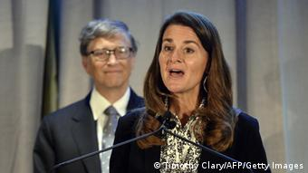 Bill and Melinda Gates TIMOTHY CLARY/AFP/Getty Images)