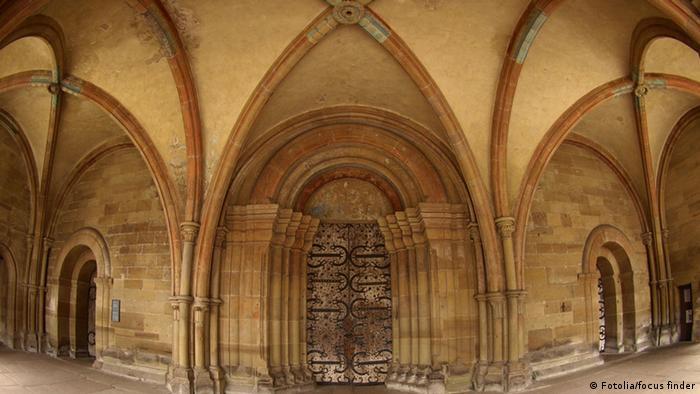 Монастырь Маульброн