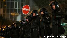 Ukraine Kiew Majdan Nesaleschnosti Demonstration Polizei 30.11.2013