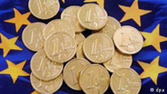Bildgalerie 50 Jahre Römische Verträge Bild 16 2002 Euro Einführung