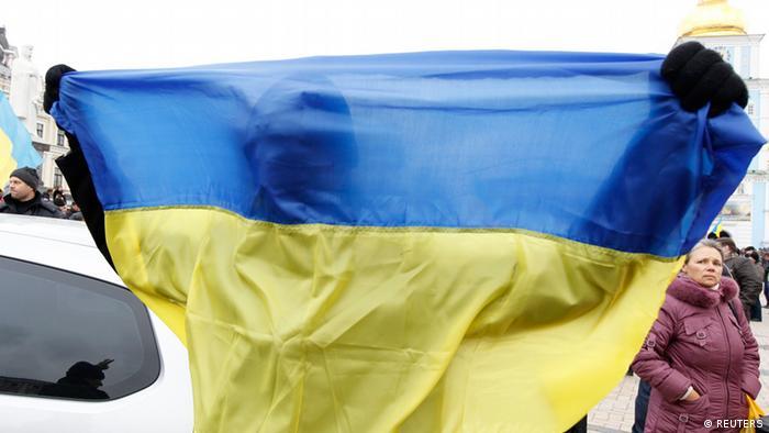 Proteste Ukraine EU Anhänger Abkommen
