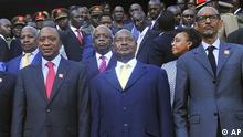 Konferenz in Kampala