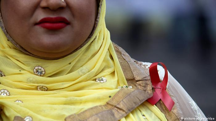 Bangladesh Welt AIDS Tag (picture-alliance/dpa)