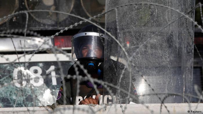 Thailand Proteste 02.12.2013