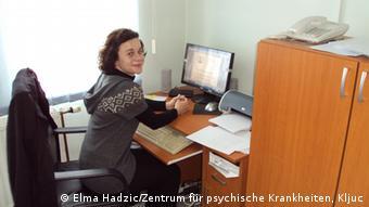 Elma Hadžić: Grupnom terapijom do izgradnje samopouzdanja i resocijalizacije pacijenata