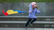 Moldawien Rumänien Demos 01.12.2013