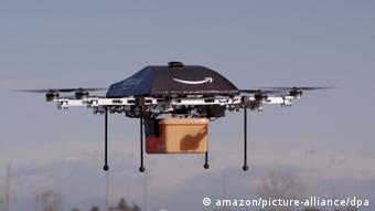 Amazon Lieferdrohne