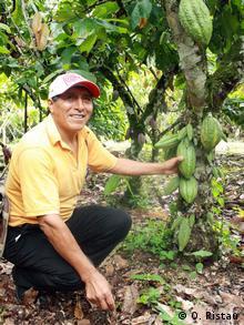 Francisco Rodrigez - ponosan na svoj kakaovac
