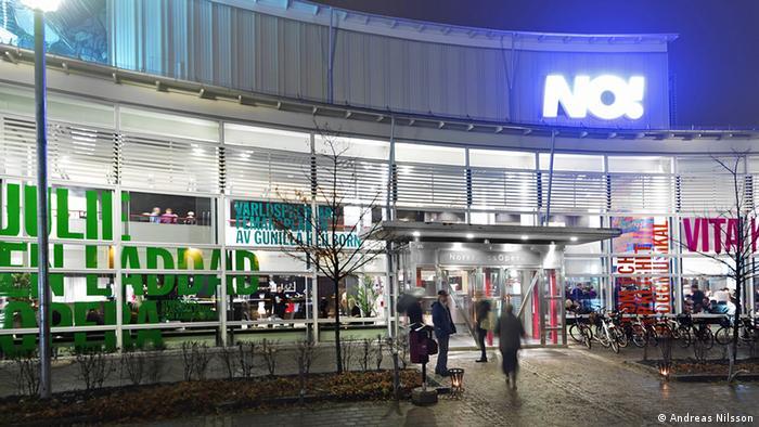 Schweden Umea Kulturhauptstadt 2014 Umeå Oper Norrlandsoperan