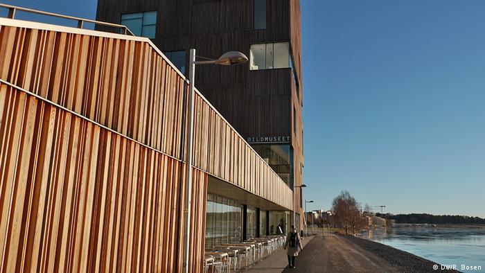 Schweden Umea Kulturhauptstadt 2014 Umeå Kunst Museum