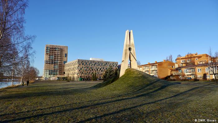 Schweden Umea Kulturhauptstadt 2014 Umeå Kunst