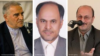 استانداران گلستان، سیستان و بلوچستان، کردستان