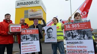 Verdi - 36 000 Unterschriften für bessere Arbeitsbedingungen