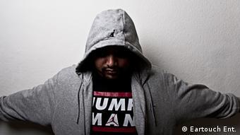 Deutscher Rapper MistahNice