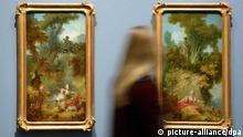 Ausstellung Fragonard Poesie und Landschaft