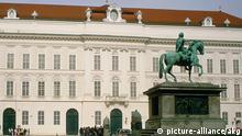 Redoutensaal in Wien (Außenansicht)