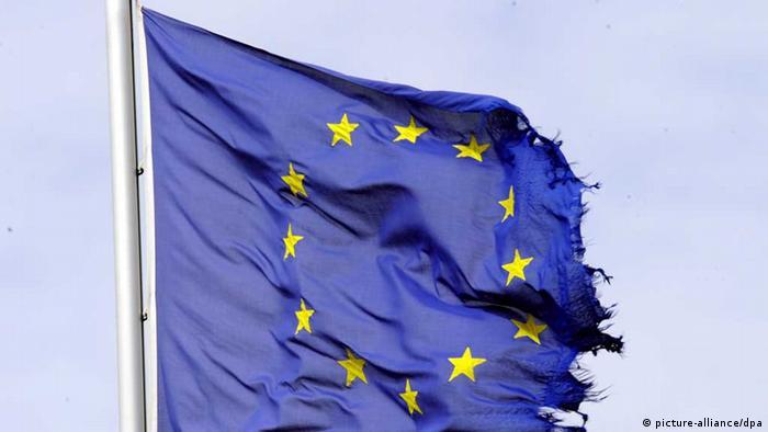 Symbolbild Rechtspopulismus Europa (picture-alliance/dpa)