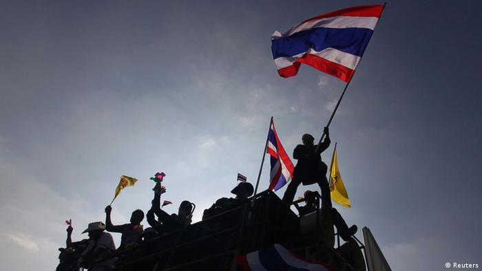 Thailand Antiregierungsproteste in Bangkok NOVEMBER (Reuters)