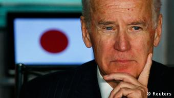 US Vizepräsident Biden in Japan