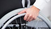 Symbolbild Behinderung